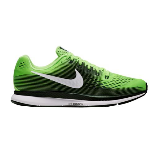 green nike shoes mens