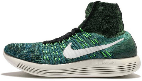 nike flyknit high top