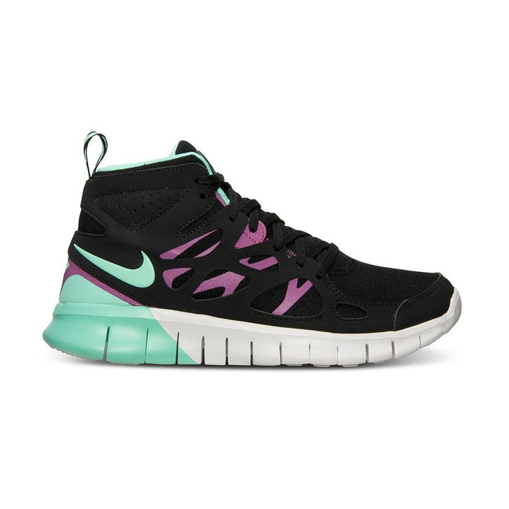 nike high top running shoes