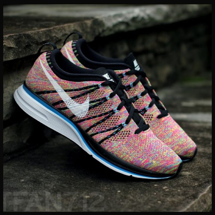 nike multicolor shoes