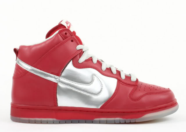 nike swoosh shoes