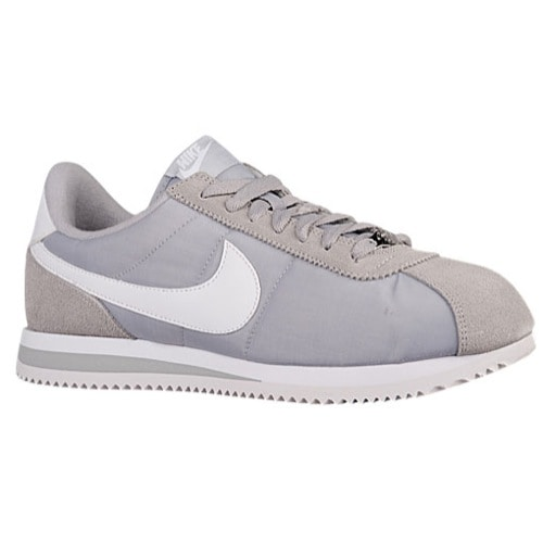 white nike cortez mens